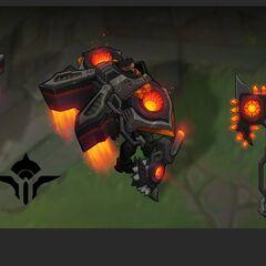Dreadnova Darius Concept (by Riot Artist <a href=