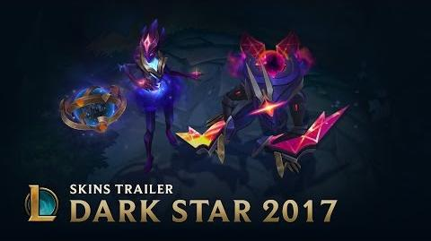 Dark Star Singularity Dark Star 2017 Trailer - League of Legends