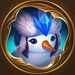 Golden Snowstorm Sivir profileicon