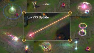 Lux Update Screenshots