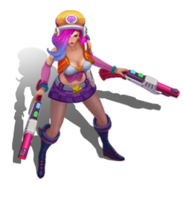 Miss Fortune Arcade (Base)