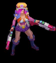 Miss Fortune Arcade (Base)