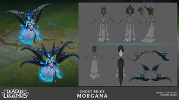 Morgana Update Geisterbraut- Konzept 02