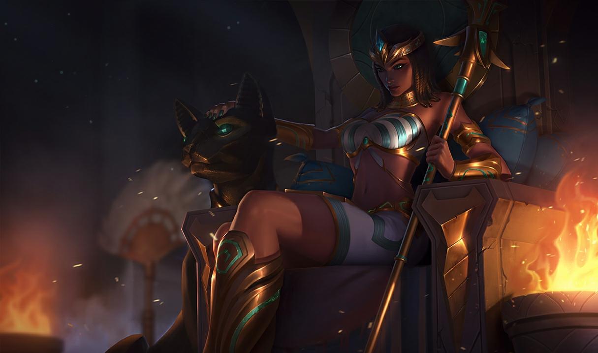 Nidalee Pharaonin Nidalee S