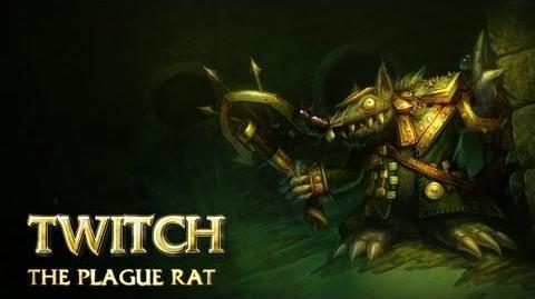 Prezentacja Bohatera - Twitch, Szczur Zarazy