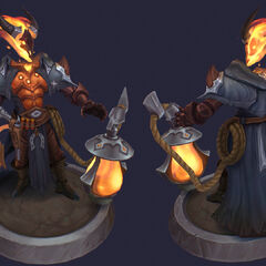 High Noon Thresh Model 6 (by Riot Artist <a href=