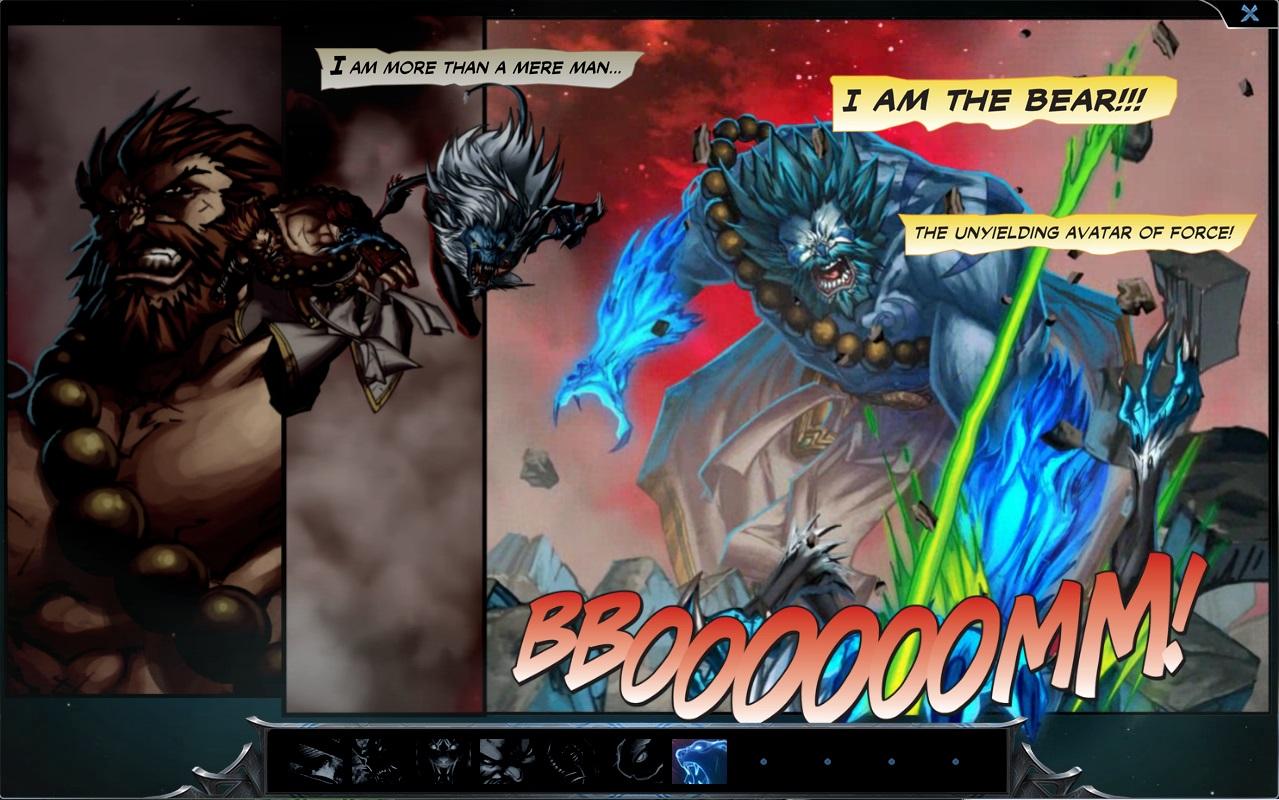 Udyr SpiritGuard Comic pr07