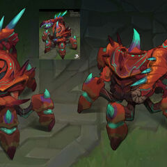 Giant Enemy Crabgot Update Concept 6 (by Riot Artist <a rel=