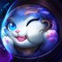 Weltraumtag-Yuumi Beschwörersymbol