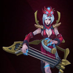 Blood Moon Elise Model 2 (by Riot Artist <a href=