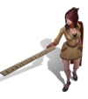 Fiora Headmistress (Sandstone)