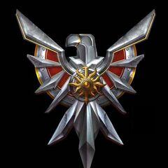 Old Iron Solari Crest