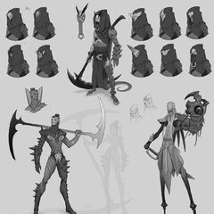 Kayn Concept 4 (by Riot Artist <a rel=