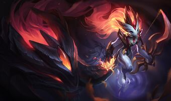Kindred ShadowfireSkin