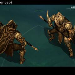 Azir Concept 12 (by Riot Artist <a href=
