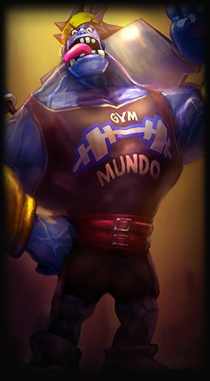 Dr. Mundo Mr.MundoverseLoading old
