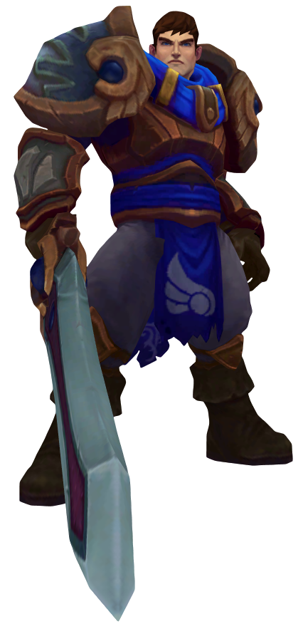 Resultado de imagem para Garen wiki