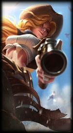 Miss Fortune CowgirlLoading