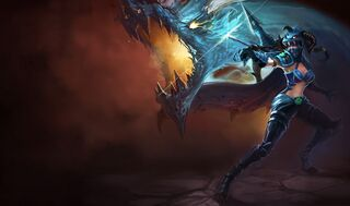 Vayne DragonslayerSkin