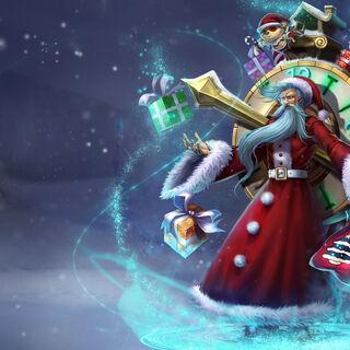 Zilean Papá Noel