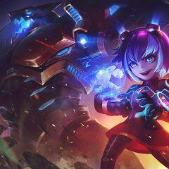 Super Galaxy Annie