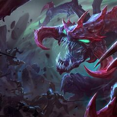 Cho'Gath Splash Update Concept (by Riot Artist <a href=