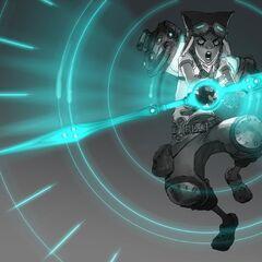 Ekko Concept 14 (by Riot Artist <a href=