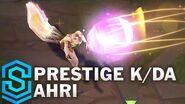 K/DA-Ahri (Prestige-Edition) - Skin-Spotlight