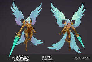 Kayle Update model 02