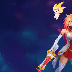 Star Guardian Miss Fortune Model 1 (by Riot Artist <a href=