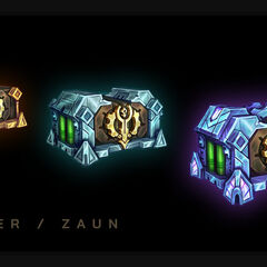 Piltover Chest Concept (by Riot Artist <a href=