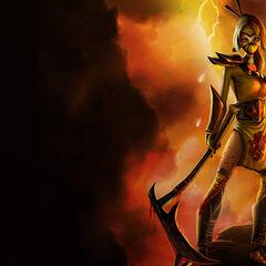1st Stinger Akali