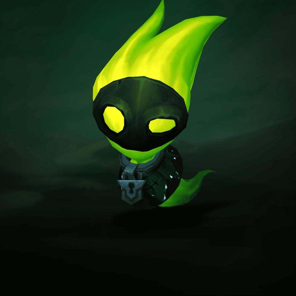 Fantasmín Tóxico Nivel 1