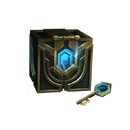Hextech Crafting Chest and Key