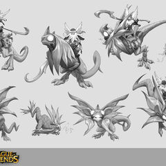 Kled Concept 11 (by Riot Artist <a href=