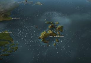 Map Bilgewasser