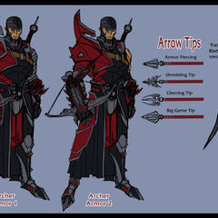 Noxus Assassin Concept 3 (by Riot Artist <a href=