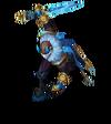 Pyke BloodMoon (Aquamarine)