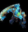 Renekton Blackfrost (Aquamarine)
