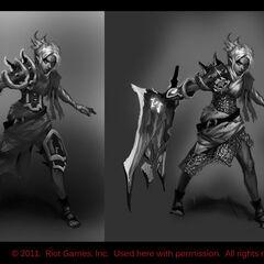 Riven Concept 2 (by Riot Artist <a href=