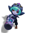 Tristana PenguCosplay (Obsidian)