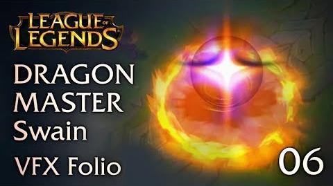 VFX Folio Dragon Master Swain