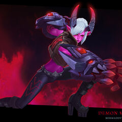 Demon Vi Model 2 (by Riot Artist <a href=