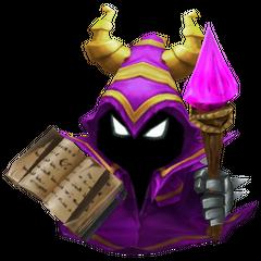 Purple Beta 3 Caster Minion <small>(Chaos)</small>