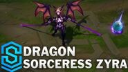 Drachenherrin Zyra - Skin-Spotlight