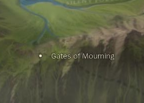 Gates of Mourning map