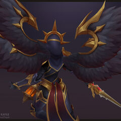 Iron Inquisitor Kayle Update Model 5 (by Riot Artist <a rel=