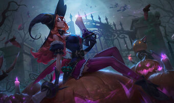 Miss Fortune BewitchingSkin