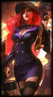 Miss Fortune CrimeCityLoading