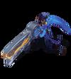 Senna TrueDamage (Sapphire)
